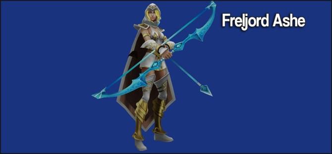 Freljord-Ashe