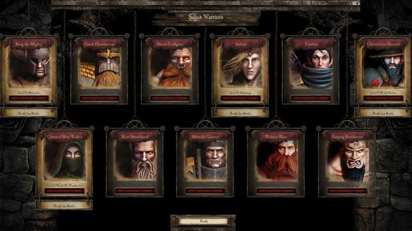 Warhammer Quest 4