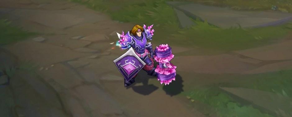 pinkfront