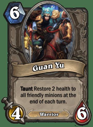 Smite-Guan-Yu-Hearthstone card