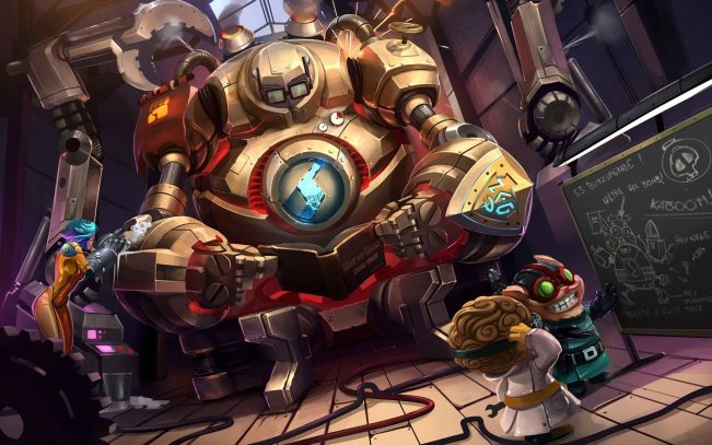 A-group-of-HD-wallpapers-of-League-of-Legends-05