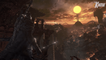 Dark Souls 3 leaked screenshot