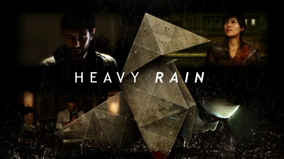 heavy rain remastered