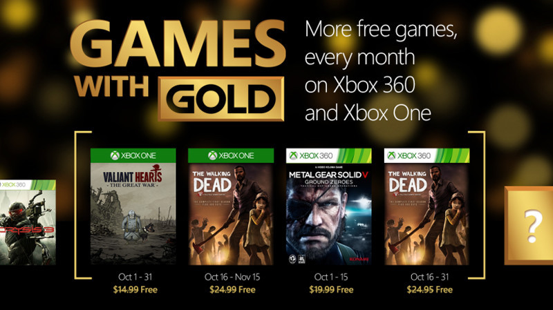 games_with_gold_october