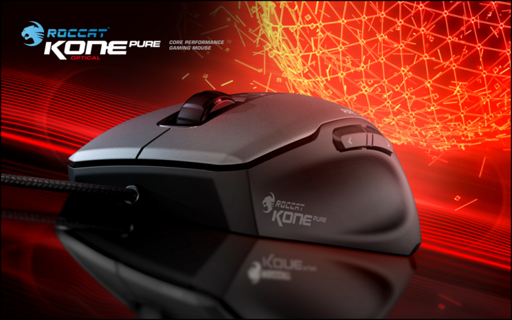 roccat kone pure optical banner