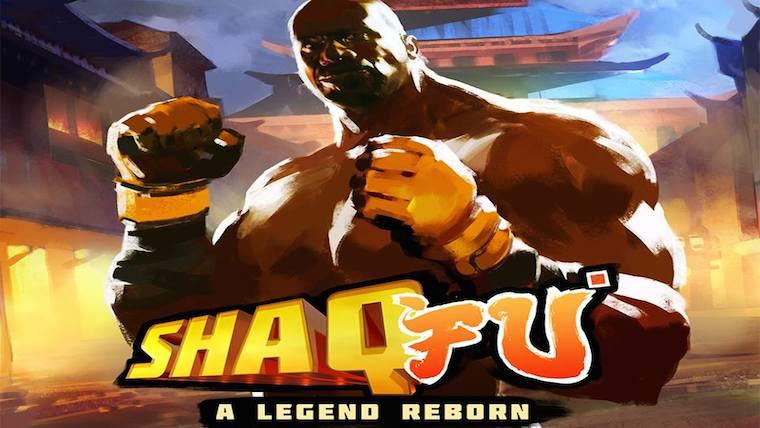 Shaq-Fu A Legend Reborn