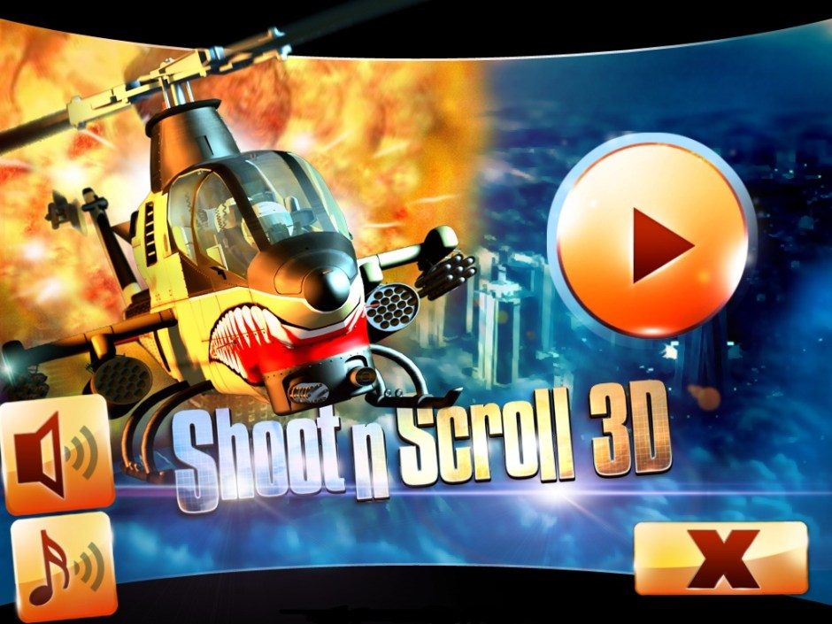 shoot and scroll