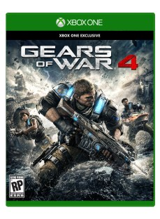 Gears of War 4 Standard Edition Box Shot