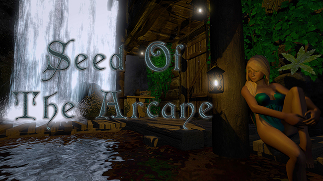 Seed of the Arcane | Hands-on