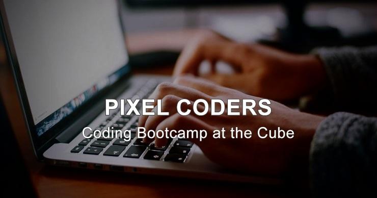 Pixel Coders: Εκπαίδευση και πρακτική εξάσκηση στον προγραμματισμό