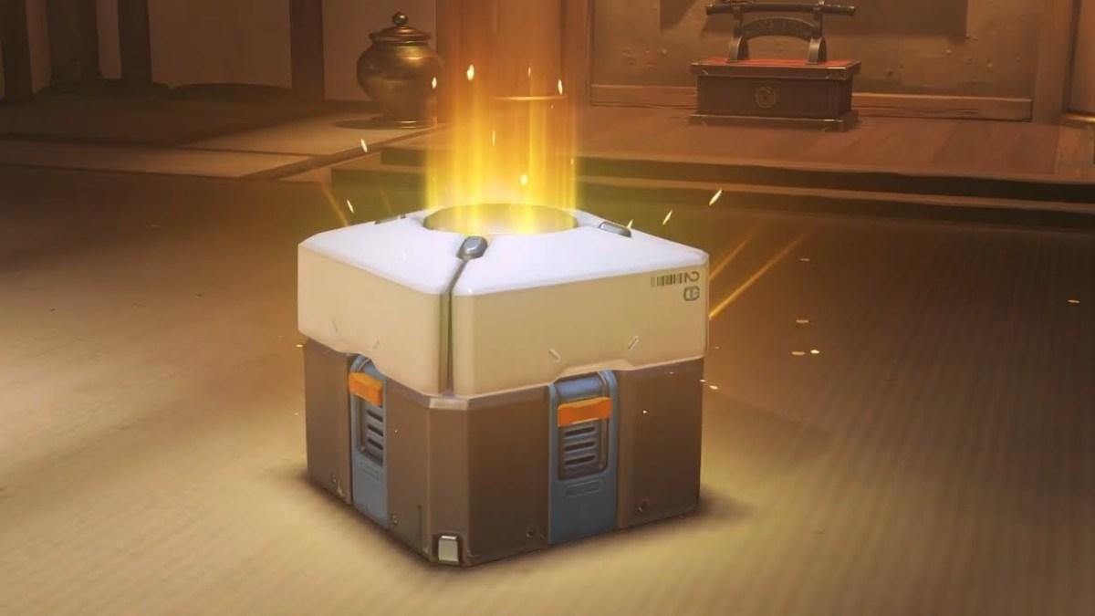 Αποκαλύφθηκαν τα drop rates των loot boxes του Overwatch