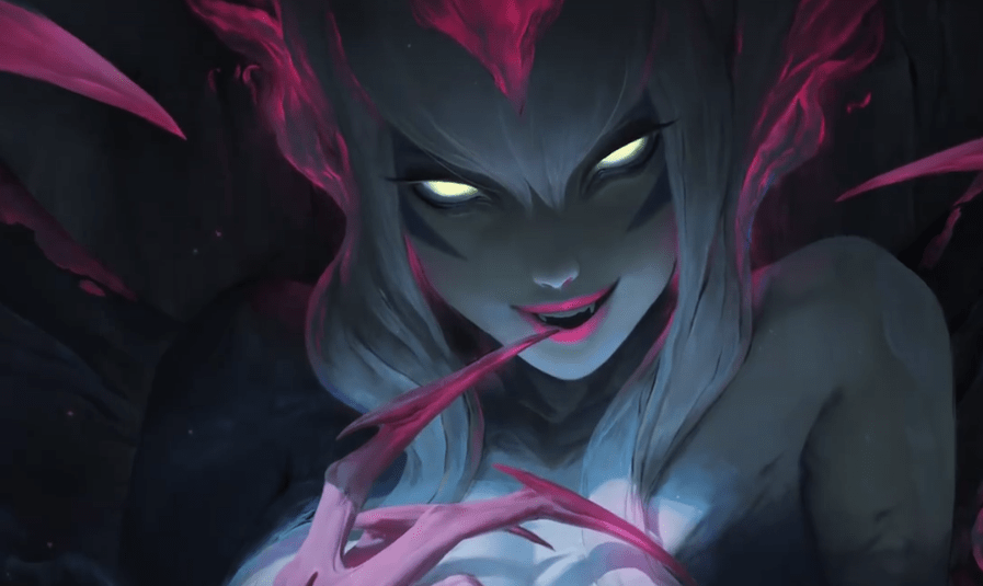 Champion Update: Evelynn