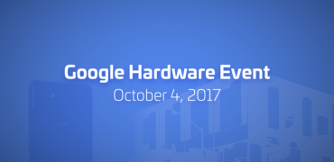 Google Hardware Event 2017
