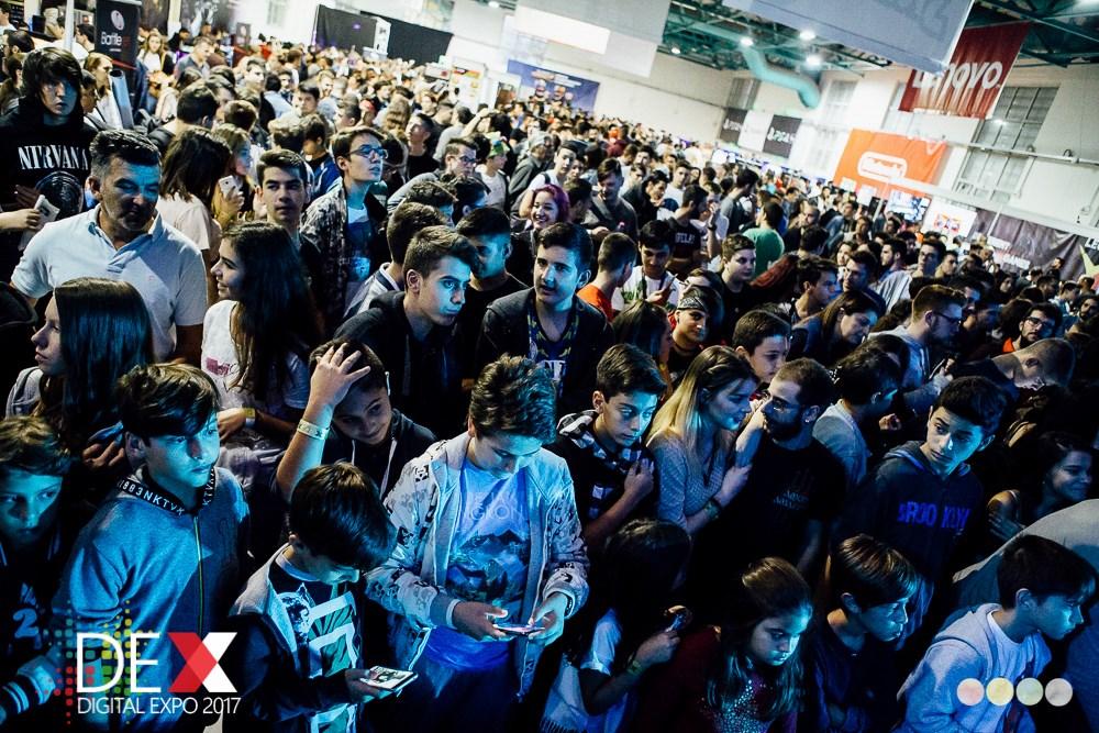 Digital Expo 2017: Περισσότεροι από 14.000 επισκέπτες κατέκλυσαν το Εκθεσιακό Κέντρο Περιστερίου