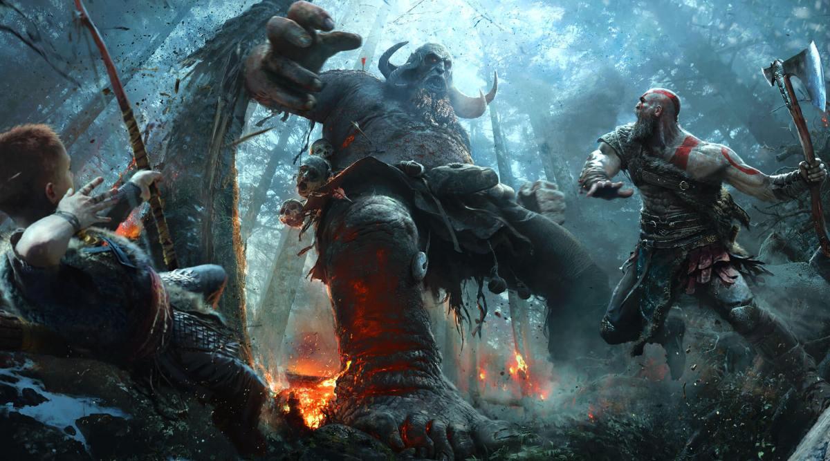 Τηλεοπτικό spot του God of War