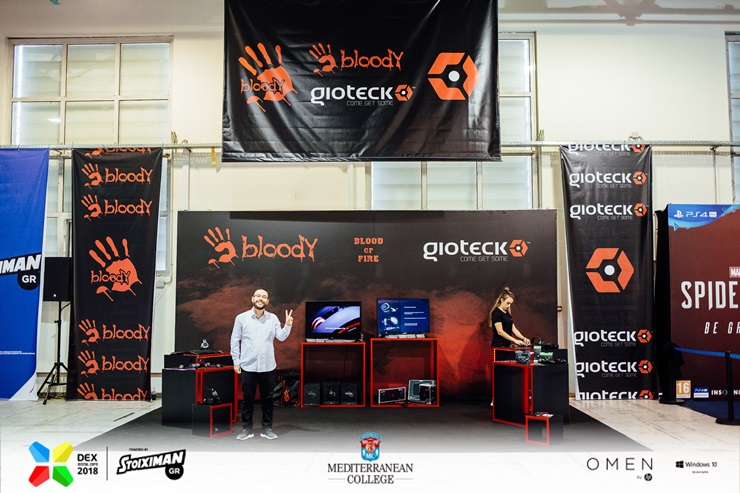 """Bloody"" για Digital Expo 2018 Powered By Stoiximan: «Μακράν το καλύτερο event»"