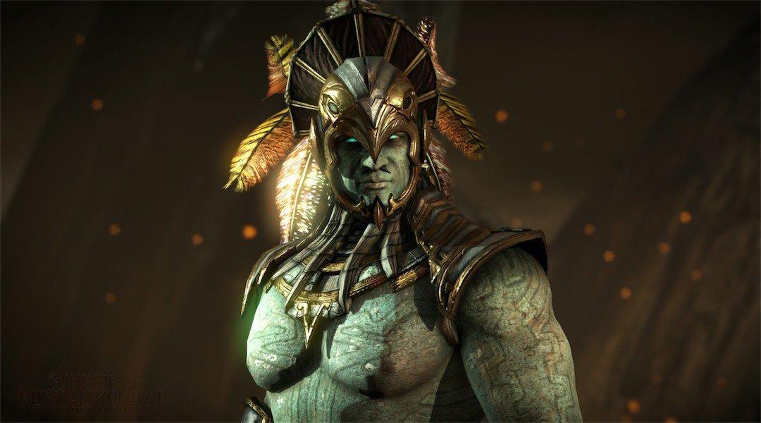 Και ο Kotal Kahn στο Mortal Kombat 11! (vid)