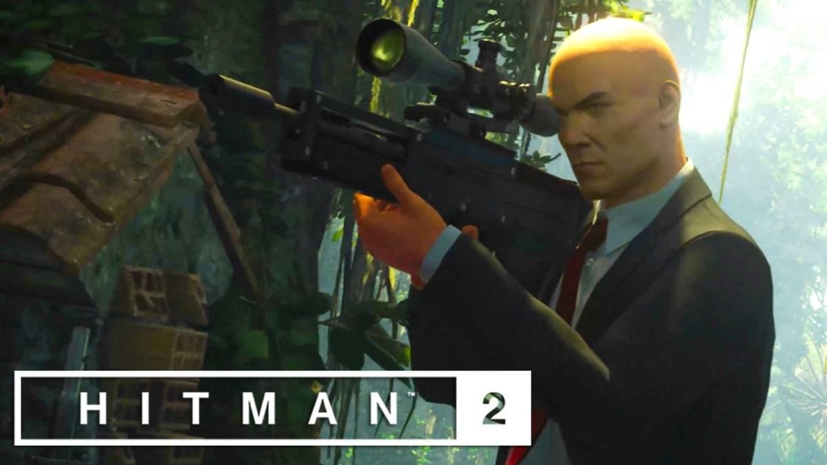 Έρχεται νέο sniper map στο Hitman 2!