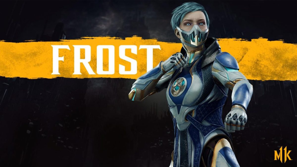 Frost, η τελευταία ηρωίδα του Mortal Kombat 11! (vid)