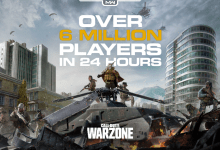 لعبة call of duty warzone للايفون 6