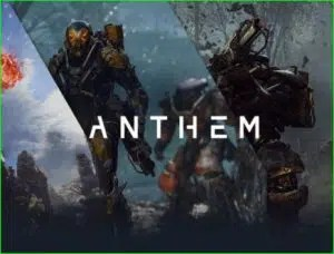 Anthem pc rpg action role game