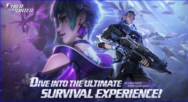 Cyber Hunter Ultimate battle Experience