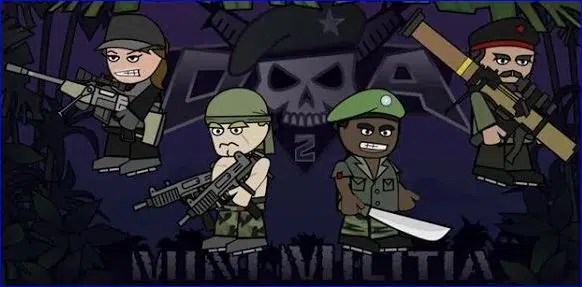 Mini militia Doodle army 2 Full guide & Free Downloading