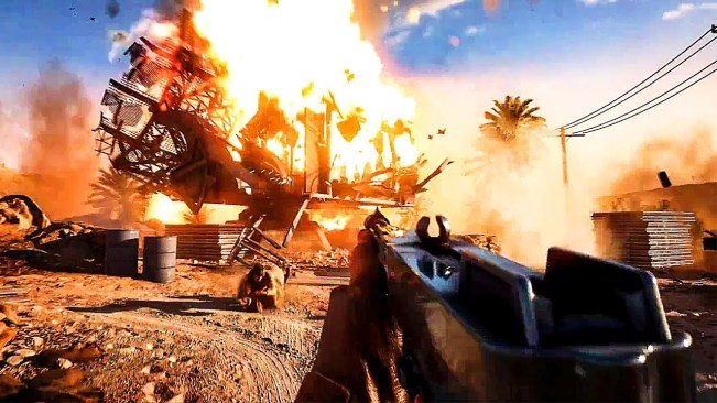 Battlefield V 5 Highly Compressed Crack + CD Key PC Game For Free Download