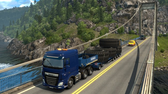 Euro Truck Simulator 2 Highly Compressed Crack + CD Key PC Game For Free Download