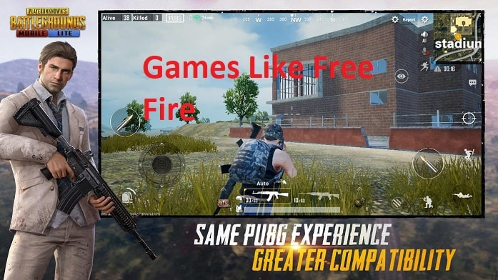 Games like Free Fire