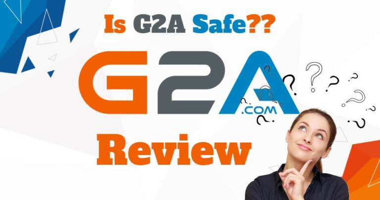 Is G2A Legit? Or Is G2A Safe? G2A Review In 2021