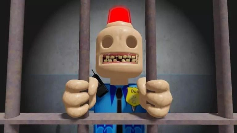 Escape siren cop's Prison