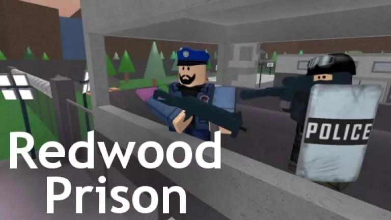 Redwood prisons