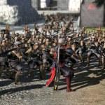 PS4版『戦国無双4』スクリーンショット公開!PS3版との比較も!