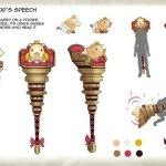 やばい!超カワイイ!『モンスターハンター4G』武器デザインコンテンストで優秀賞を獲得した皇帝風プーギー狩猟笛が公開