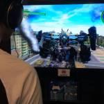 PS4『地球防衛軍4.1』Cam撮りプレイ動画-歩行要塞バラム VS. 巨大怪生物エルギヌス