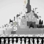 『The Unfinished Swan』PS4/PS Vita版の発売日が決定!20%オフで購入できるPS Plus加入者向けキャンペーンも