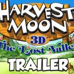 土地の造成も可能『Harvest Moon The Lost Valley』最新トレーラー公開!欧州での2015年Q1発売がアナウンス