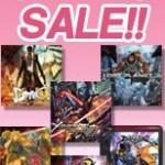 カプコンのPS3用タイトル『DmC』『モンハン3rd HD』『ロスプラ3』『ストIII 3rd OE』『ヴァンパイアR』など11タイトルが最大75%オフ!PSP半額セールも!