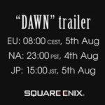 『ファイナルファンタジーXV』最新トレーラーは8月5日15時に公開!映像の一部がお披露目