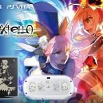 『Fate/EXTELLA』PS4&PS Vitaコラボモデルが11月10日に発売決定!