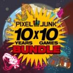 【PS Store】PixelJunkシリーズ10本入りバンドルパックが1000円で販売中!