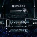 [更新:価格は499ドル]新型Xbox「Project Scorpio」正式名称が「Xbox One X」に決定!世界市場で11月7日に発売へ