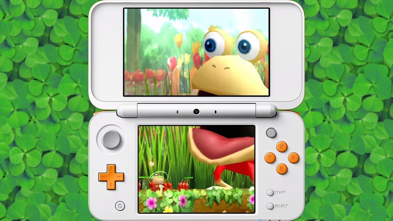 3DS『Hey! ピクミン』TVCM公開!