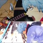 PS4/Vita『銀魂乱舞』長篇追想乱舞モード「かぶき町四天王篇」の情報が公開!