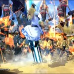 PS4/Vita『銀魂乱舞』プレイアブルキャラとして神威、月詠、夜兎覚醒神楽が参戦!