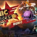 PS4&Switch『ソニックフォース』体験版が配信開始!モダンソニック、クラシックソニック、アバターの3種類のステージをプレイ可能!