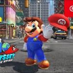 Switch『スーパーマリオ オデッセイ』発売3日間で51.2万本を販売!本体販売台数も大きく牽引し累計200万台突破へ