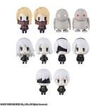 「NieR:Automata TRADING ARTS mini BOX」5月26日発売!予約受付けスタート