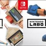 任天堂、工作とビデオゲームを融合した新しいあそび『NINTENDO LABO』発表!4月20日発売へ